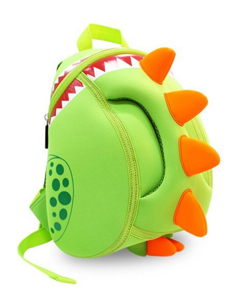 NOHOO Toddler Kids Cute Cartoon Backpack Animal Shaped Shoulder