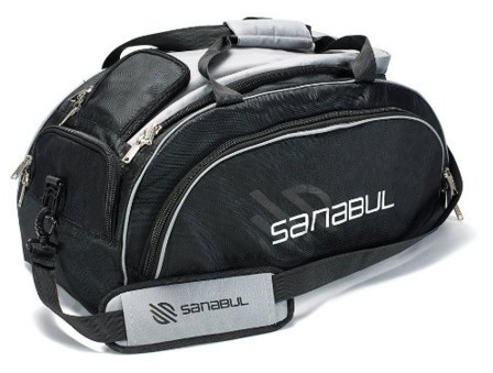 Sanabul hybrid gym bag