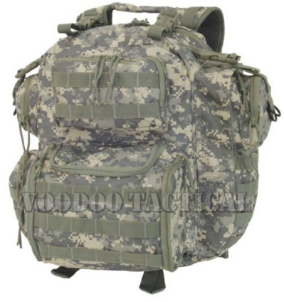 Voodoo Tactical MATRIX Assault Pack/Backpack Product descriptions