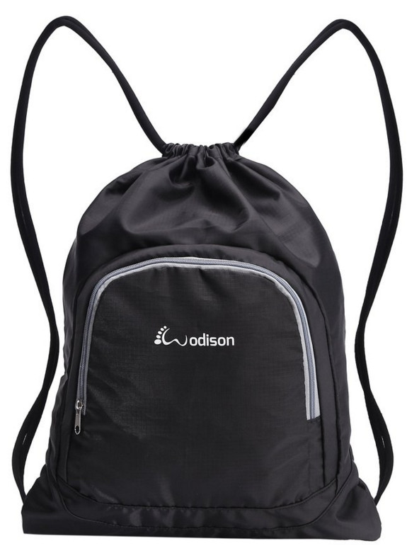 WODISON Basic Waterproof Sports Gym Sackpack Bag