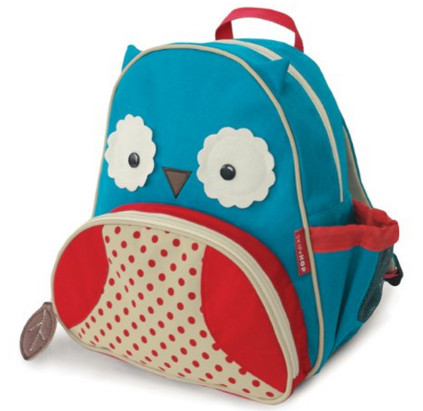 Zip Hop Zoo Pack Little Kid Backpack