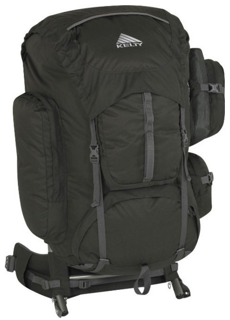pros kelty tioga external frame backpack