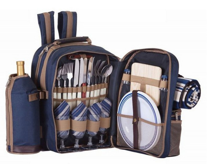 Picnic Plus Tremont 4 person Picnic Backpack