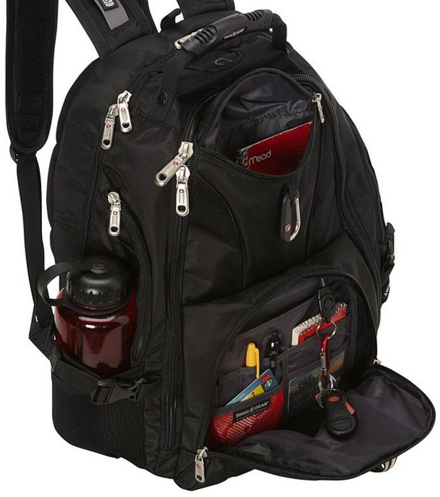 Swiss Gear Travel Gear Scan Smart Backpack 1900