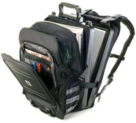 Pelican U100 Black Elite Storage Backpack