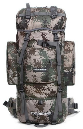 Paladineer Outdoor Sport Internal Frame Backpack 85-liters