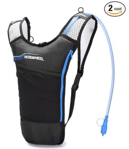 Blitzwing Hydration Pack with 70 oz. or 2L