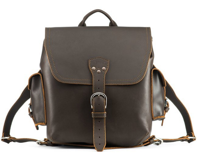 Saddleback Leather Medium, Simple Backpack