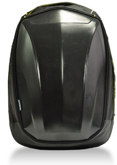 Flornettek, LLC DataShell Flying Shield Backpack for 15-Inch Laptop