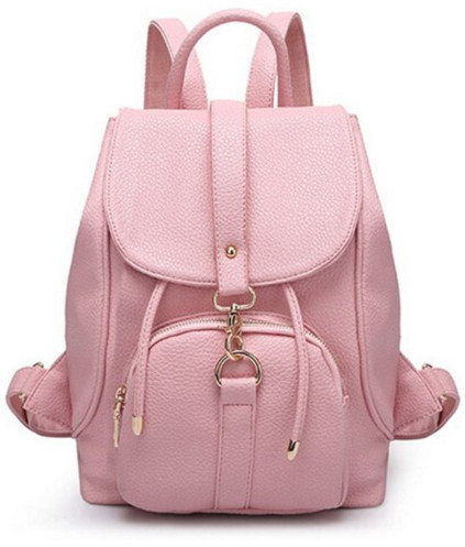 TUODAWE(TM) Synthetic Leather Backpack Pretty Schoolbag for Girls