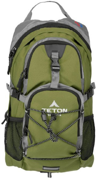 1100 oasis sport hydration backpack