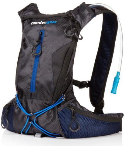 Camden gear hydration backpack