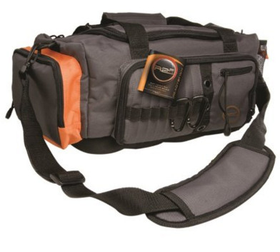 Soft sided sling tackle bag
