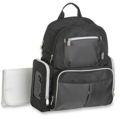 Graco Gotham Smart Organizer Backpack Diaper Bag