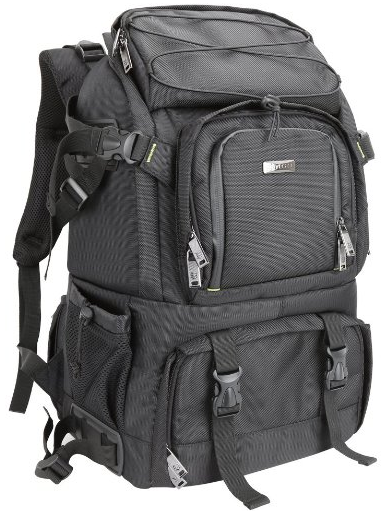 Evecase Extra Large DSLR Camera/Laptop Travel Backpack