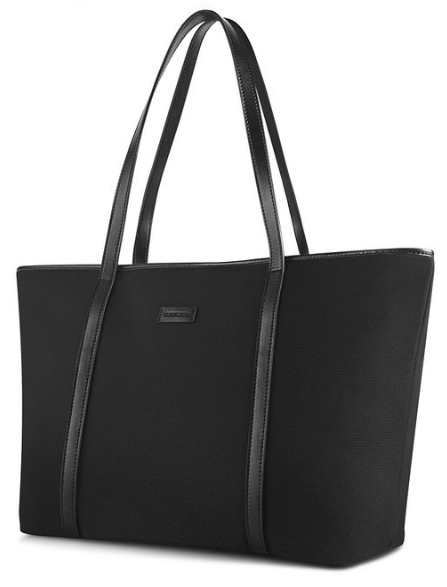 Basic Spacious Travel Tote Shoulder Bag by CHICECO