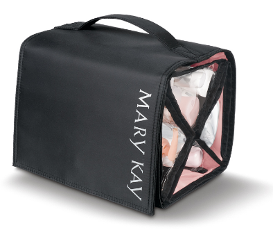 Mary Kay Travel Roll-Up Cosmetic Bag