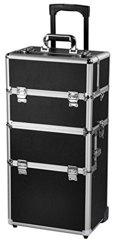 Professional Multifunction Artist Rolling Trolley by Yaheetech