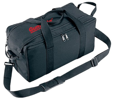 Range Bag with Removable Hook and Loop Dividers by GunMate