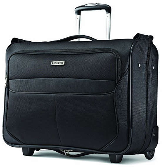 Samsonite Luggage Lift Carry On Wheeled Garment Bag