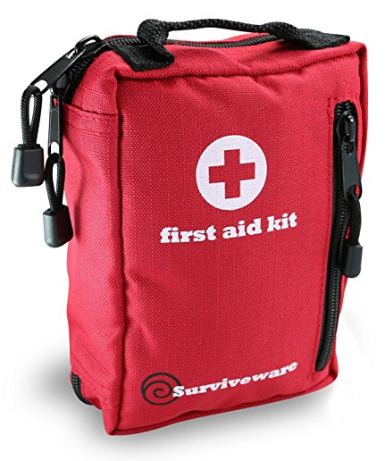 Small First Aid Kit by Surviveware