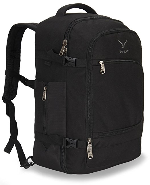 Hynes Eagle 40L Flight Approved Carry-on Backpack