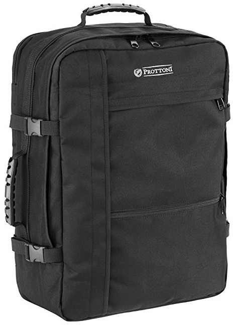 Prottoni Carry On Backpack