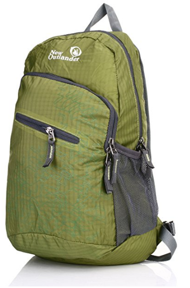 20L/33L- Most Durable Packable Lightweight Travel Hiking Backpack Daypack by Outlander